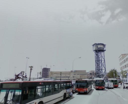 Башня Торре Де Сан-Себастиа