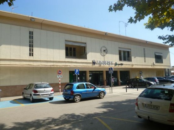 Estacio De Renfe-Figueres - 2