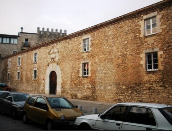 в старом доминиканском монастыре