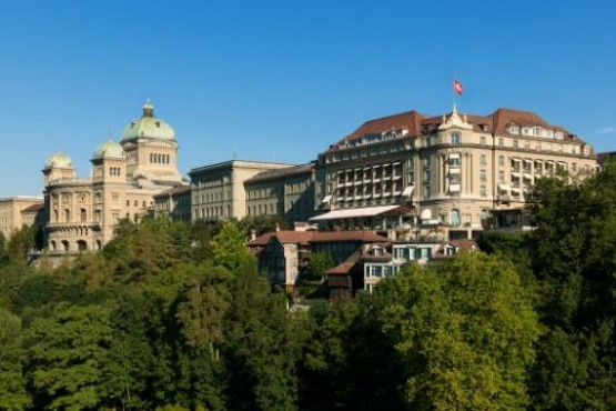 Hotel Bellevue Palace 1