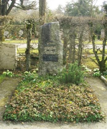 Bremgartenfriedhof - Bakunin