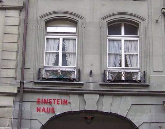 Einstein House 2