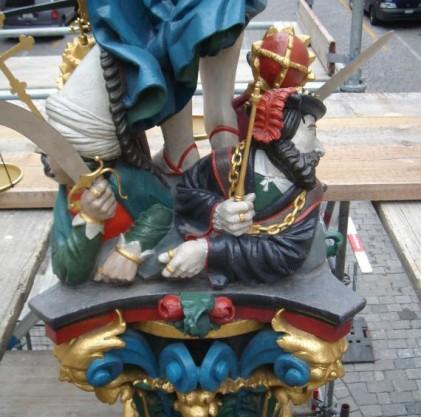 Gerechtigkeitsbrunnen 3