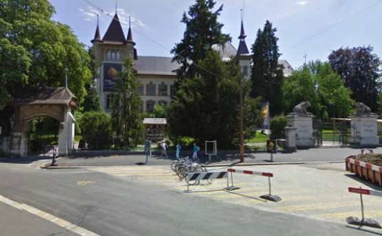 Helvetiaplatz -  Historischen Museums Bern