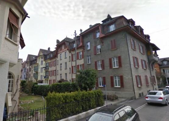Lenin In Bern Blumensteinstrasse 17