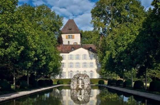Schloss Jegenstorf 1