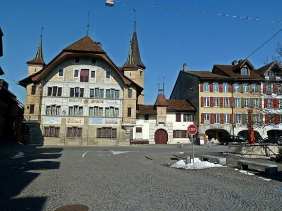 Schloss Buren 1