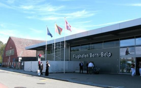 Bern-Belp Airport 1
