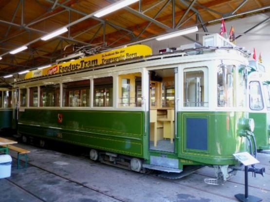 Tram-Museum Bern 1