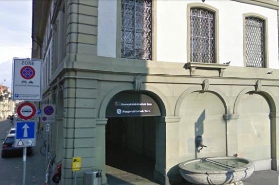 Universitaetsbibliothek Bern 1